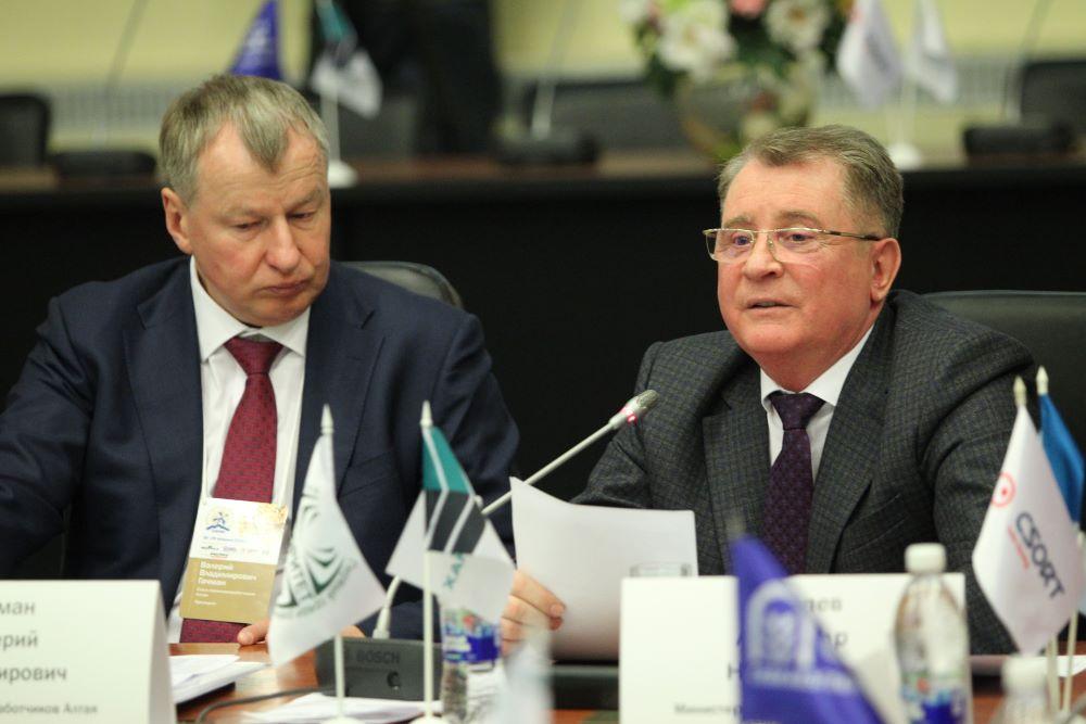 Александр Чеботаев, Министр сельского хозяйства Алтайского края